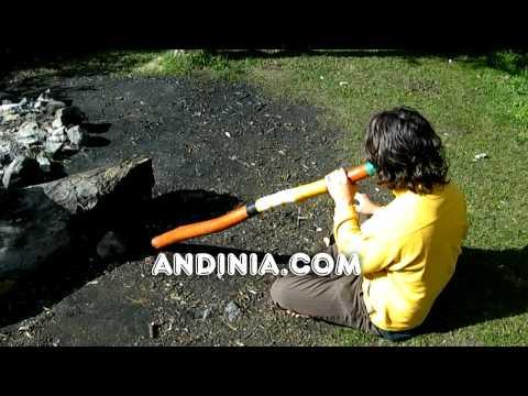 Digeridoo: improvisación al aire libre - Digeridoo: improvisation outdoors - Didjeridu