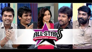 Celebrities in Natchatira Jannal – PuthuYugam TV Show
