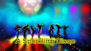 Royalty Free :A Sparkling Disco