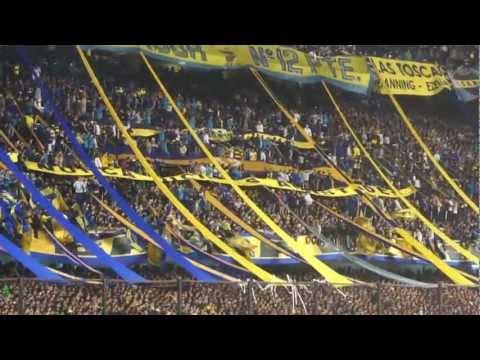 LaMitadMas1 Las gallinas son asi 2012 Copa Libertadores Boca Juniors vs U de Chile
