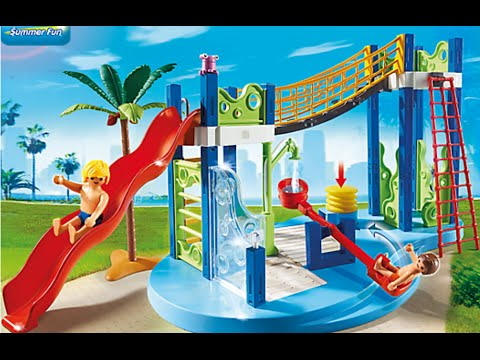 Related video for Piscine playmobil 5433