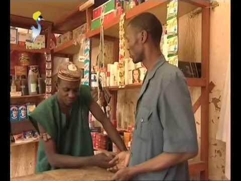 Tele Tchad  - alhadj Tawwa- the IBO تلفزيون تشاد - الحاج توا - ايبو