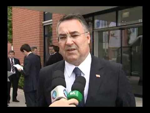 Governador Raimundo Colombo fala sobre a ZF em Santa Catarina - 16/05/2011