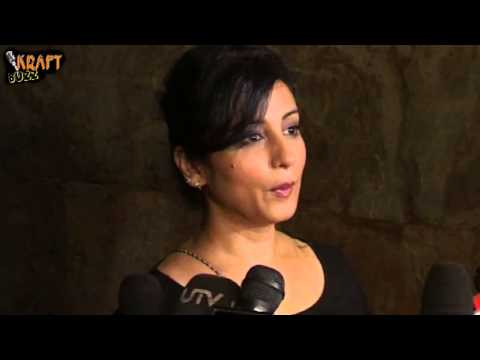 Divya Dutta At Gippi Movie Screening