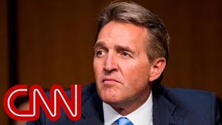 Flake threatens to vote against judicial nominees - CNN