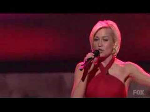 Kellie Pickler Red High Heels AI 7