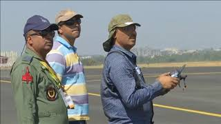 22 Feb, 2019 : Over 120 teams flaunt their UAVs at India 'Drone Olympics' - ANIINDIAFILE