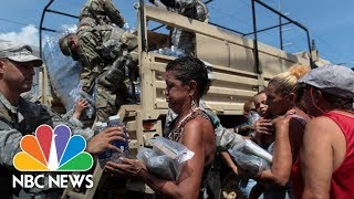 When Help Arrives Too Late: Puerto Rico's Medical Crisis | NBC News - NBCNEWS