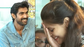 Rana Daggubati Interview With C/O Kancharapalem Movie Team | TFPC - TFPC
