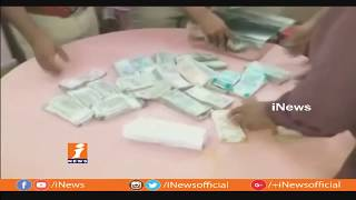 Police Raids On Play Card Clubs In Jangareddygudem | West Godavari | iNews - INEWS