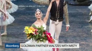 Misty Copeland's Rise: The Banker and the Ballerina - BLOOMBERG