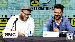 Preacher: 'Seth Rogen on Appearing on the Show' Comic-Con 2017 Panel - AMC
