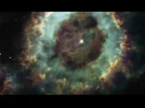 Dvorak 9th Symphony 2nd Movement Largo with hubble images