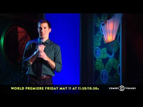 Michael Palascak - Seeing Eye Child (Comedy Central Stand-Up)