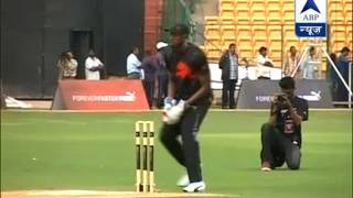 ABP News special: Usain Bolt all set to face off with Yuvraj in friendly cricket match - ABPNEWSTV