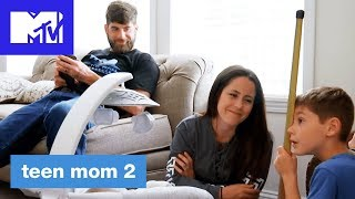 'Jace Spends Time At Jenelle's New Home' Official Sneak Peek | Teen Mom 2 (Season 8) | MTV - MTV
