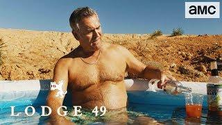 'Ernie Meets the Captain' Sneak Peek Ep. 108   Lodge 49 - AMC