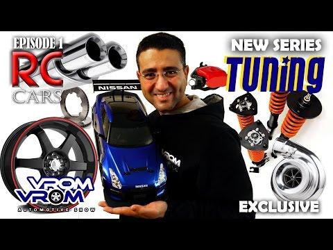 Unboxing of RC Nissan GTR & Tuning basics | سيارة ريموت كنترول نيسان جى تى أر ومبادئ تعديل السيارات
