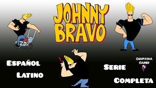 Johnny Bravo - Serie - Español Latino