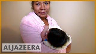 🇭🇳 🇺🇸 Honduran family reach US after crossing three countries | Al Jazeera English - ALJAZEERAENGLISH