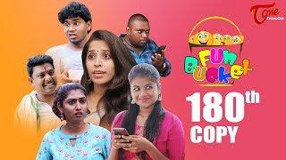 Fun Bucket | 180th Episode | Funny Videos | Telugu Comedy Web Series | Harsha Annavarapu | TeluguOne - TELUGUONE