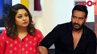 Ajay Devgn issues clarification after Tanushree SLAMMED him for working with Alok Nath - ZOOMDEKHO