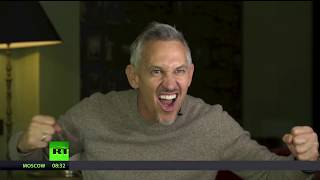 The Stan Cllymore Show: Lineker exclusive, Stan at Final Draw venue, Townsend on racism (E6) - RUSSIATODAY