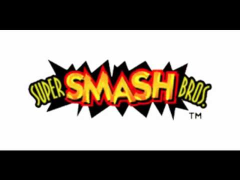 Super Smash Bros. Music - Sound Effects Collection (Part 1)