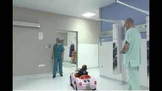 Hospital tries this unique practice to reduce stress that patients experience - ABPNEWSTV