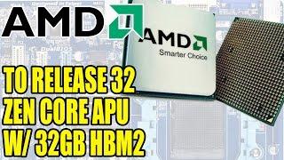 Amd zen cpu release date