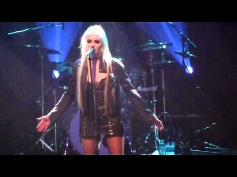 The Pretty Reckless - Zombie (Live @Strasbourg - La Laiterie)