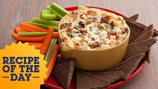 Recipe of the Day: Rachael's Swiss and Bacon Dip | Food Network - FOODNETWORKTV