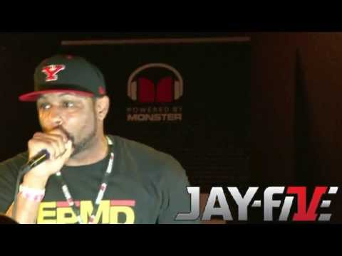 JAY-FIVE - JAY FIVE COAST2COASTMIXTAPES SHOWCASE CLEVELAND OH  Feat. JAY-FIVE