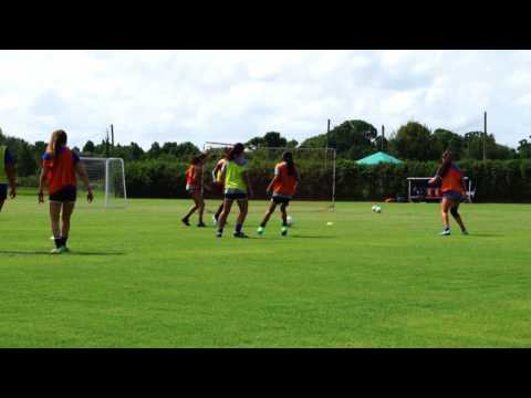 The 5-week Soccer Camp Experience (Long Video)