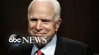 John McCain responds to cancer diagnosis - ABCNEWS