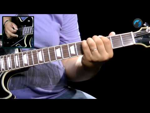 Bends e Vibratos - (aula técnina de guitarra)
