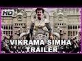 Rajinikanth's Vikramasimha (kochadaiyaan) Latest Telugu Movie Trailer