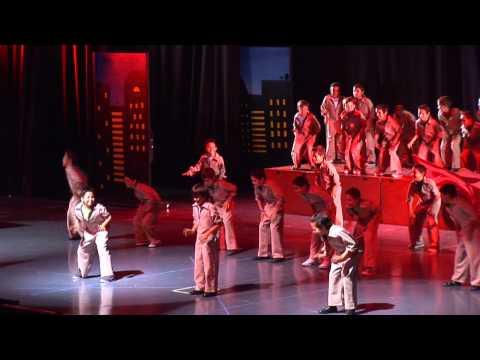"""Evento de Clausura """"The Musical"""" VASELINA Sunhills Valley 2011"""