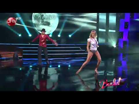 Faloon tuvo un sensual debut sobre la pista de baile