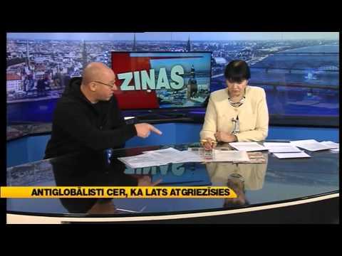 """Aktuālā intervija: Biedrības """"Antiglobālisti"""" vadītājs Andris Orols"""