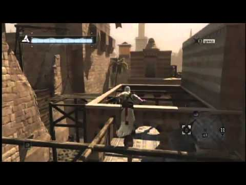 Assassin's Creed all 100 Saracens Flags in Damascus Rich District (68-100) (1 of 3)