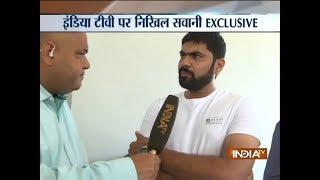 Promises on which i had joined BJP is not fulfilled yet : Nikhil Savani tells India TV - INDIATV