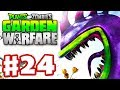 Plants vs. Zombies: Garden Warfare - Gameplay Walkthrough Part 24 - Team Vanquish (Xbox One)