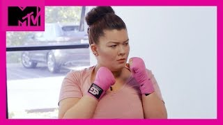 Amber Prepares To Throw Down | Teen Mom OG | MTV - MTV