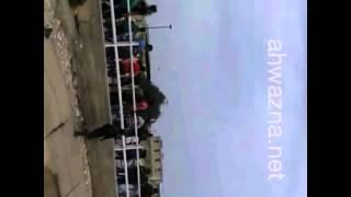 الأمن الإيراني يشتبك مع احوازيين داعين لانتفاضة