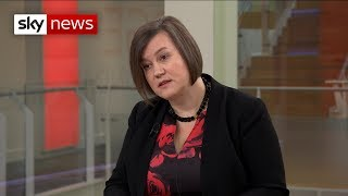 Meg Hillier: 'The outcome is suboptimal' - SKYNEWS
