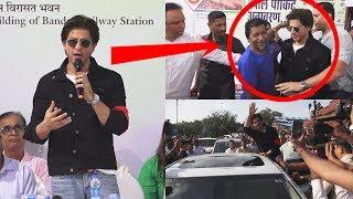 #Fan के सिर चढ़कर बोला शाहरुख का जादू, #Bouncer ने ऐसे उतारा