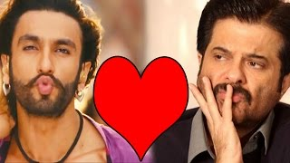 Ranveer Singh and Anil Kapoor's growing bonding | Bollywood News