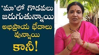 Jeevitha Rajasekhar Gives Clarity On MAA Issue | Movie Artists Association - TFPC