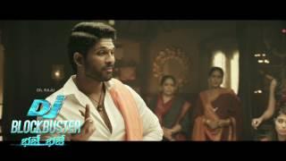 DJ Duvvada Jagannadham Block Buster Trailer 2  - Allu Arjun, Pooja Hegde - DILRAJU